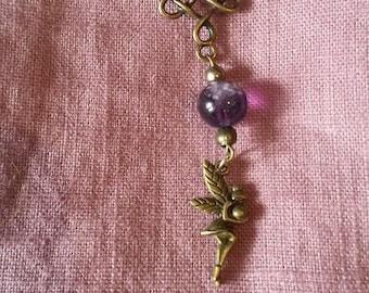 """Pair of earrings """"Pearl fairy"""""""