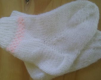 Soft and warm socks