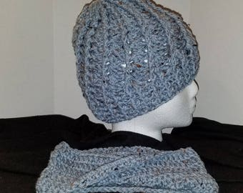 Headband and hat set
