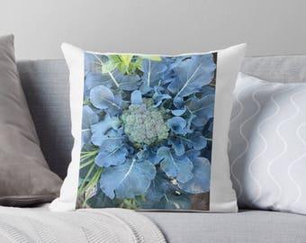 Garden Broccoli Pillow Cover