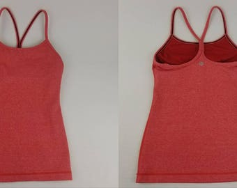 LULULEMON POWER Y/FLOW Y Tank Top Sizes 2/4/6/8/10/12 - 8 Colors