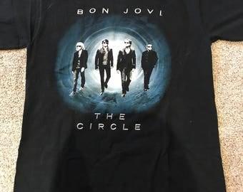 2010 Bon Jovi band tee