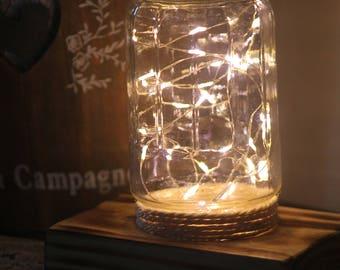 Original Led upcycling light