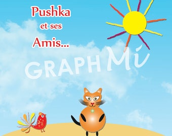 """Book """"Pushka and his friends"""" Volume 4"""