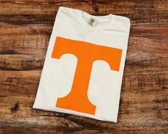 University of Tennessee Long Sleeve Tee, UT Tee, Tennessee Long Sleeve, UT, Football Gift