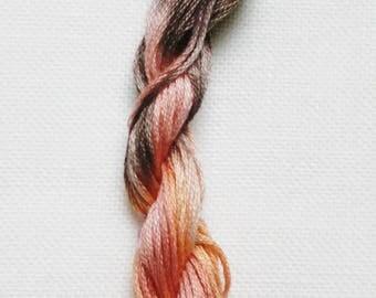 Soso Etosha - embroidery thread dyed yarn hand - stitch count