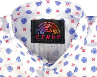 Medium - Mens colourfull / hawaiian shirt