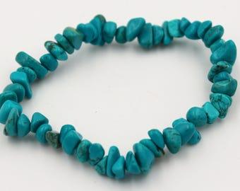 Turquoise Splinter Bracelet