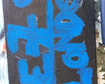 E7 London canvas