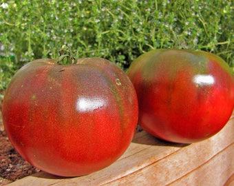 Black Krim heirloom tomato seeds, tomato seeds, NON GMO