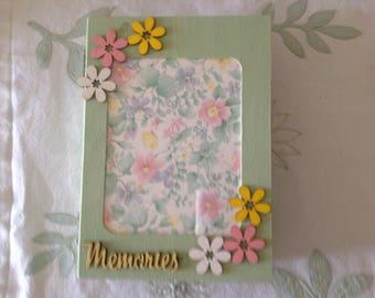 Memories box book