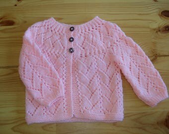 Vest Pink for little Princess