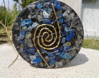 Flower of Life Charging Plate