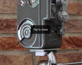 NIZO EXPOSOMAT 8 Mod.1 Camera rarity 40s West German