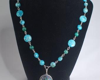 Abalone Multi Necklace