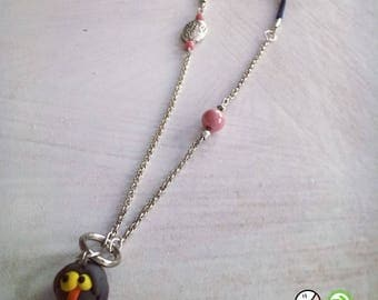 Necklace ' Godot ' de ' the Roofs ®