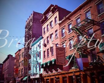 Urban Photography // Pastel Postcard