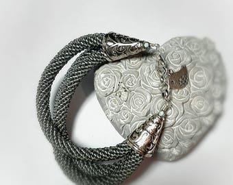 Multi strands of Miyuki Beads Bracelet