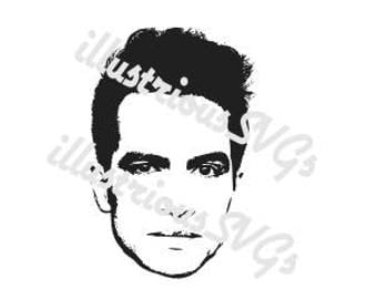 Brendon Urie SVG