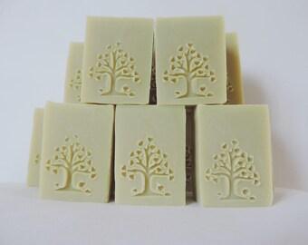 Lemongrass - castor oil SOAP