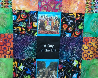 A Day in the Life quilt