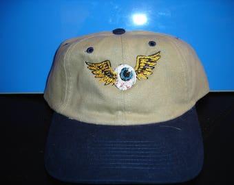 flying eye hat