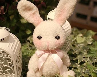 DIY Kit Toffee Rabbit Fabric Doll Animal
