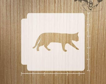 Cat 783-222 Stencil
