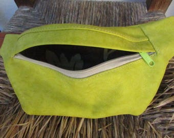 Acid Green Pouch