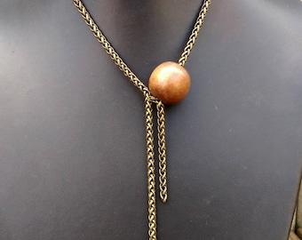 """Set """"Wooden beads"""""""