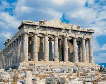 Parthenon, The Acropolis, Greece