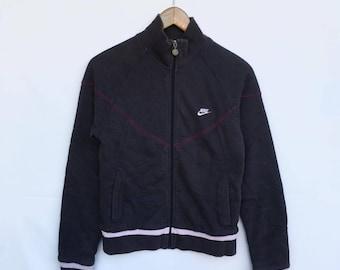 Rare! Nike product small logo sweater