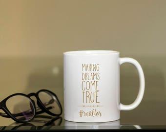 Realtor coffee Coffee Mug, funny mug, gift for Mom, Novelty Mug, Best gift , Unique Mug, coffee mug gift,Funny Coffee Cup