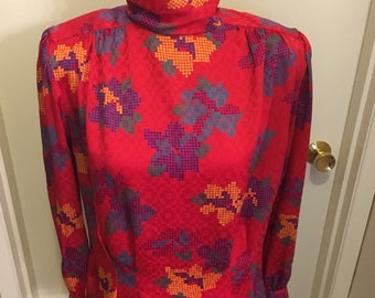 Laura and Jayne size 6 blouse