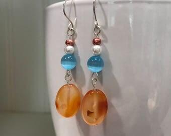 Weekend getaway earrings