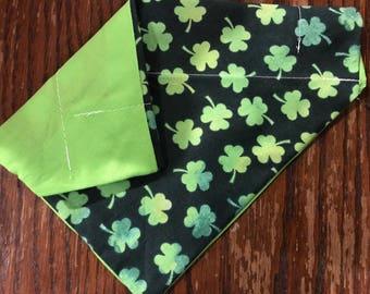 St. Patricks day bandanna