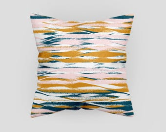 Striped Pillow Case