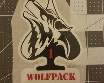 Wolfpack, E 1-506th