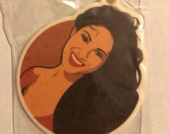 Selena quintanilla etsy selena quintanilla air freshener voltagebd Gallery