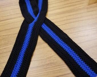 Thin Blue Line Scarf