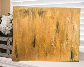 Original, textured, abstract painting / artwork on 16 x 20 canvas / textured painting / abstract art