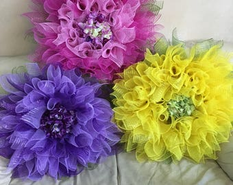 Flower Wreaths