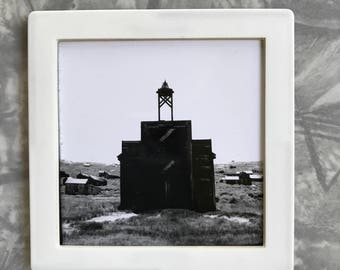 Ghost Town Chapel ~ photo magnet