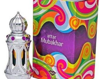 ATTAR MUBAKHAR Gorgeous Perfume Fragrance Oil Attar 20ml CPO - New Swiss Arabian