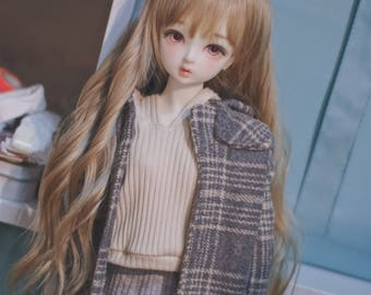 BJD sdgr sweater+skirt