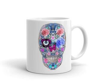 Amazing Skull Mug