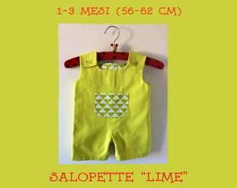 """Lime"" bib shorts"