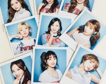 트와이스 Twice Polaroids