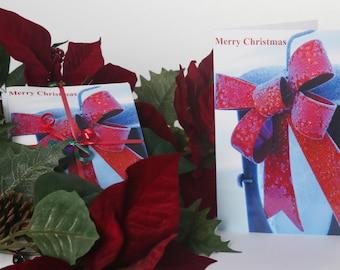 Christmas Cards - Lantern
