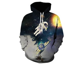 Galaxy Hoodie, Galaxy Sweatshirt, Galaxy, Galaxy Jumper, Galaxy Hoodies, Space, Space Hoodie, 3d Hoodie, 3d Hoodies, Hoodie - Style 33